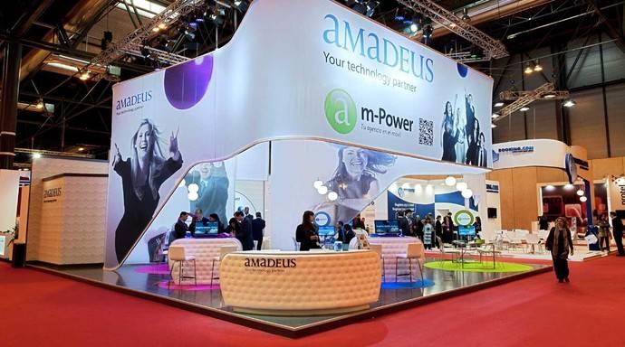 Las reservas aéreas de agencias a través de Amadeus caen en el segundo trimestre