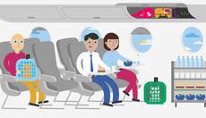 Un total de 90 aerolíneas ofrecen estos servicios a las agencias españolas.
