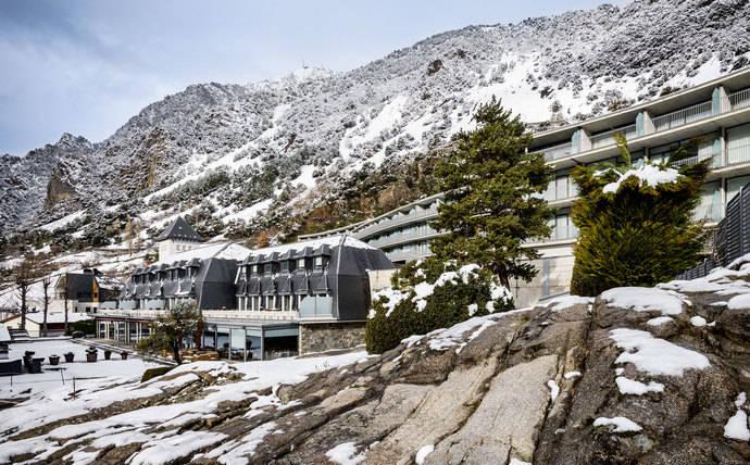 Andorra Park, preparado para la temporada de nieve