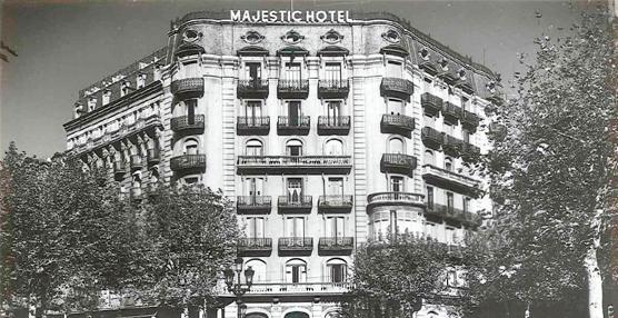 Majestic Hotel Barcelona celebra su centenario en 2018