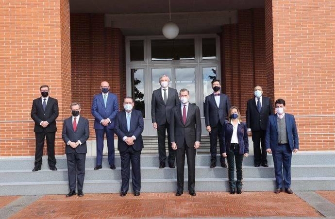 El Rey, invitado formalmente al gran evento internacional Spain Much More