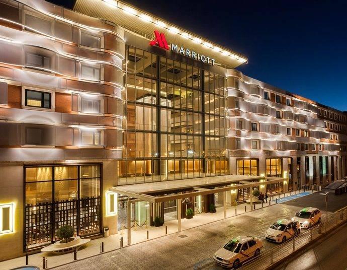 Madrid Marriott Auditorium reabre el 1 de septiembre