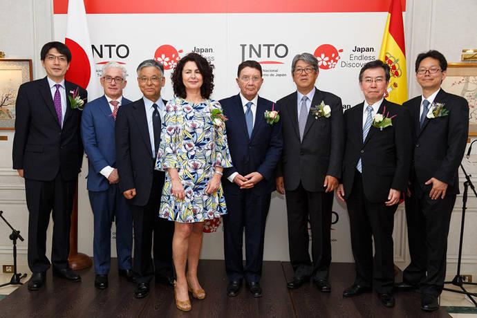 Turismo de Japón abre una delegación en España