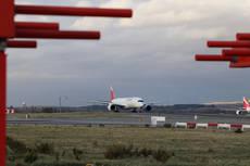 El tráfico aéreo crece un 3% en los diez primeros meses