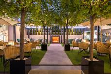 El hotel Barceló Imagine desvela su terraza escondida