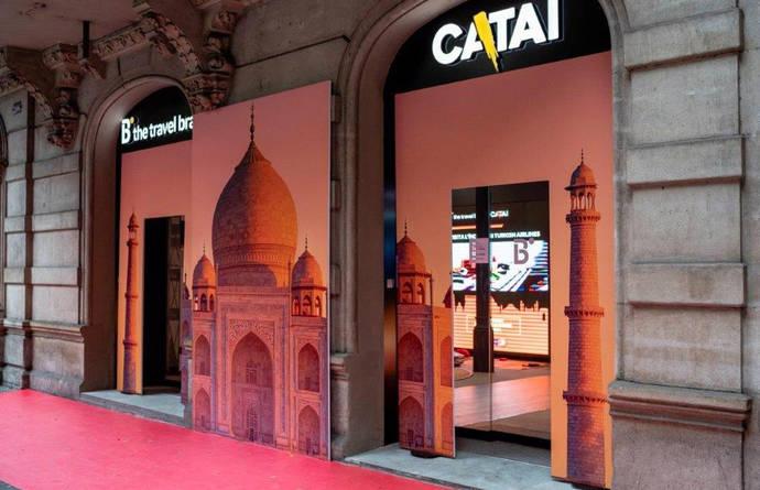 B the travel brand & Catai desembarca en Barcelona