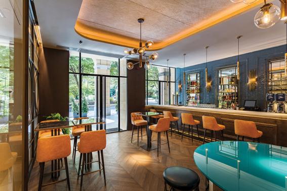 Room Mate abre su primer hotel en San Sebastián