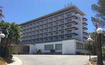 Una propiedad de BBVA, de residencia a complejo hotelero