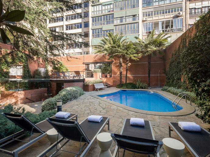 La cadena Derby Hotels reabre el Hotel Balmes