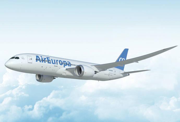 Air Europa refuerza su ruta a Tel Aviv con dos vuelos