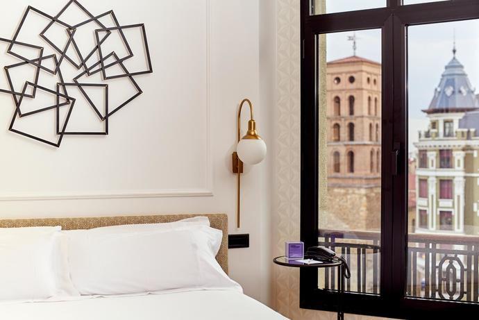 Barceló debuta en León con la gestión de dos hoteles