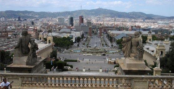 Barcelona, la ciudad más buscada por los extranjeros