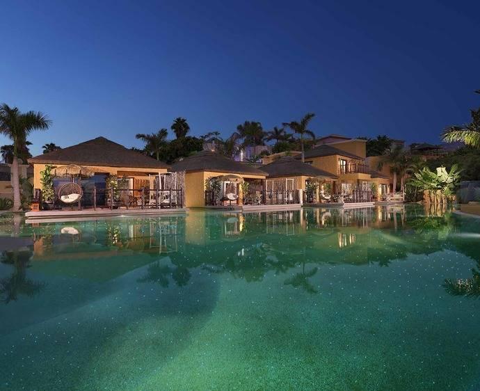 El sur de Tenerife incrementa su oferta hotelera de lujo