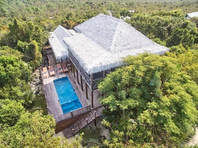 El primer hotel de Relais & Châteaux en Bahamas