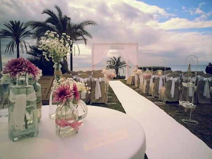 La cadena Vincci Hoteles presenta 'Vincci Wedding Collection'