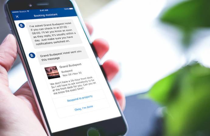 Booking amplía Booking Assistant a todo el mundo