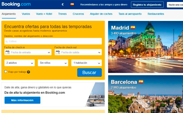 Booking presenta las 10 'startups' del Booking Booster
