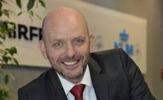 El director general de Air France KLM para España y Portugal, Boris Darceaux