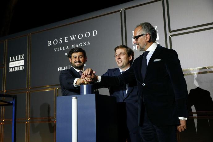RLH Properties inaugura el Rosewood Villa Magna