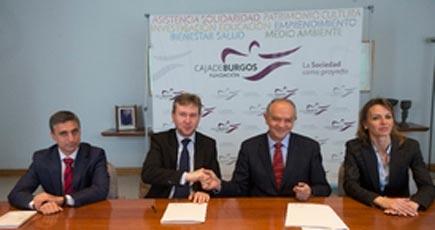 Ayuntamiento y Fundación Caja de Burgos apuestan por los eventos