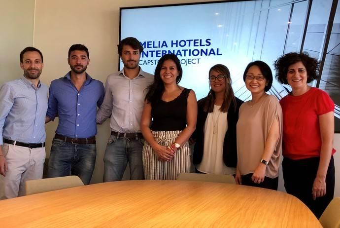 Finaliza el Capstone Consulting Project en Meliá Hotels Internationals