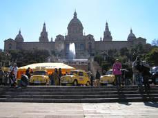 Cataluña se mantiene como líder indiscutible en recepción de turistas extranjeros.