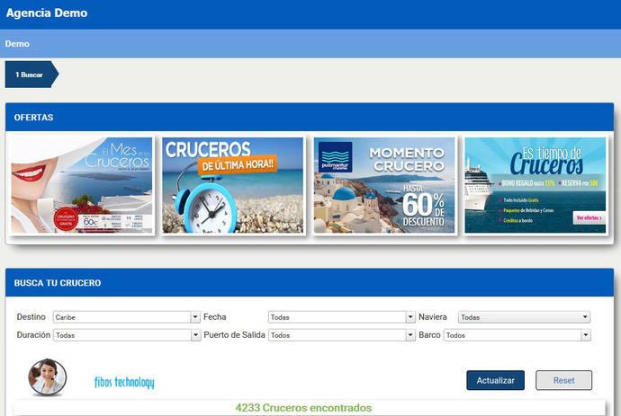 IST presenta la solución B2B Cruise Browser 4 Business