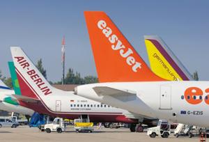 Los aeropuertos españoles recibieron más de 9 millones de pasajeros extranjeros en junio