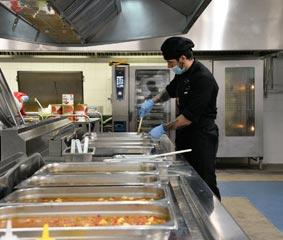 Districlima se suma a la iniciativa de cocinas solidarias
