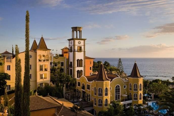 La guía Condé Nast premia al hotel Bahía del Duque de Tenerife