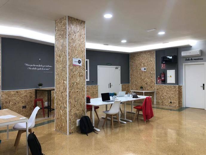 Alda Hotels estrena su primer COWWorking