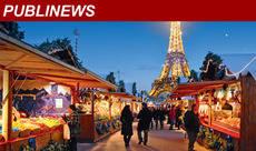 Descubre el encanto de los mercadillos de navidad europeos