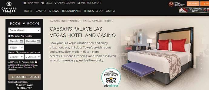 Caesars Entertainment Las Vegas presenta Ivy