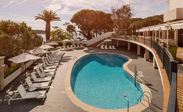 Ilunion Hotels reabre su hotel de S'Agaró