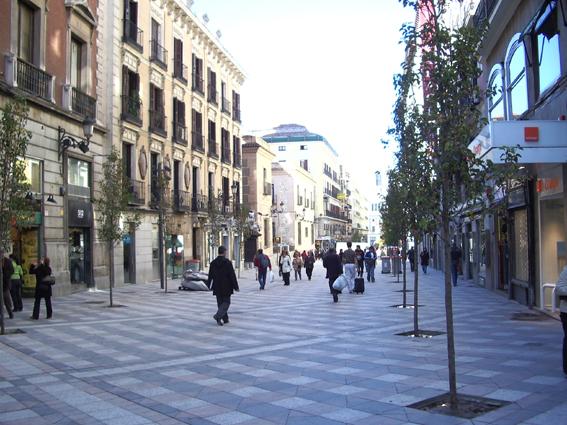 El Turismo de Madrid sube por encima de la media