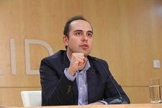 El delegado de Desarrollo Urbano Sostenible del Ayuntamiento de Madrid, José Manuel Calvo.