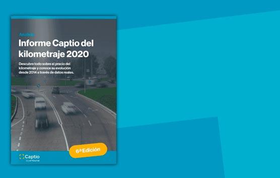 El precio medio del kilometraje en España sube a 0,28