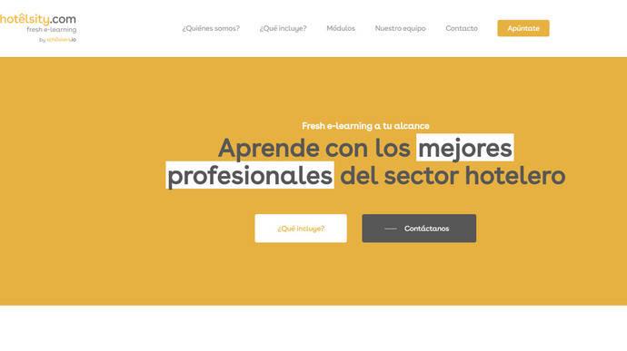 Hotêlsity: programa de formación digital para la hotelería