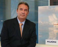 El director de Kuoni España, Carlos López.