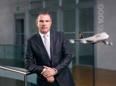 El presidente de Lufthansa, Carsten Spohr.