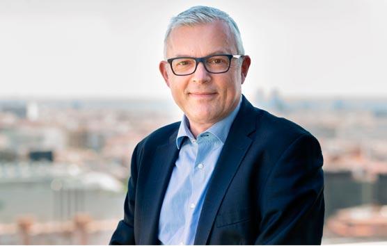 Christoph Tessmar: 'La actividad MICE, obviamente, se ha parado en su totalidad'