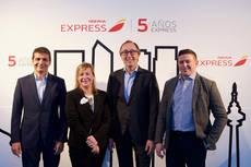 Iberia Express es 'una aerolínea rentable y eficiente'
