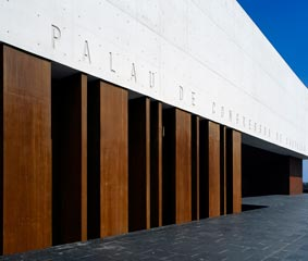 Organización de conciertos en el Palacio de Castellón
