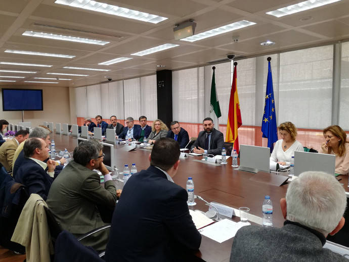 Avance del Plan de Acción de 2018 para Andalucía