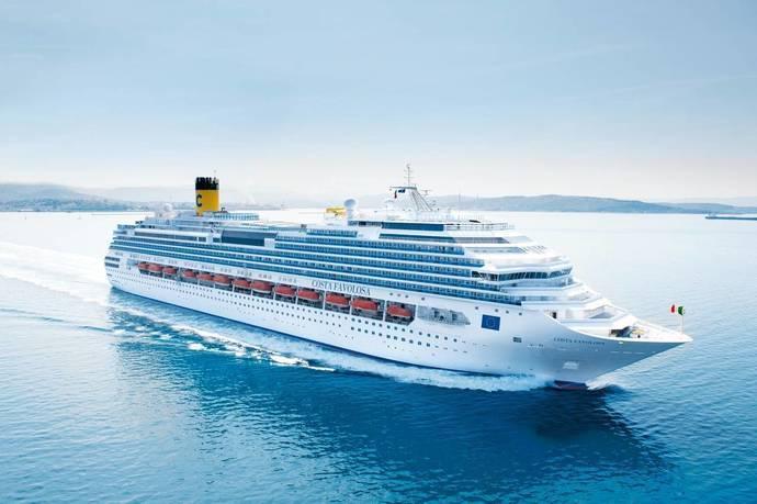 Costa invertirá más de 6.000 millones en su flota