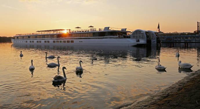 El crucero de CroisiEurope 'es uno de los productos más rentables' para la agencia