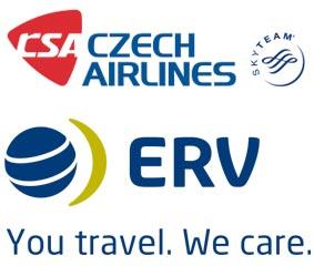 ERV es el proveedor de seguros de Czech Airlines