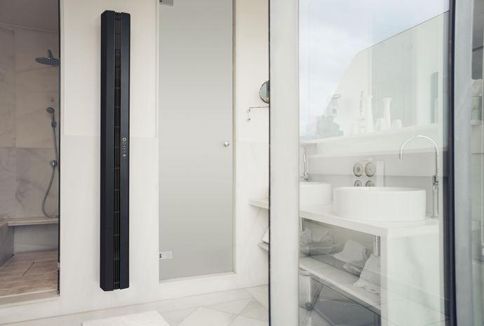 B&B Hotels instala secadores corporales de diseño
