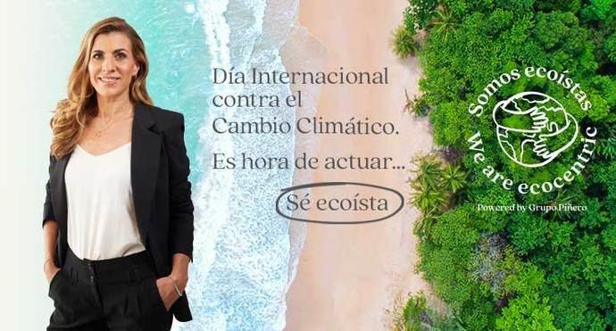 Grupo Piñero continua luchando contra el cambio climático