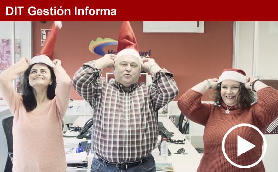 Dit Gestión felicita la navidad con sus agencias asociadas